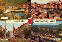 Un Bonjour Du Luxembourg Belge - La-Roche-en-Ardenne - La-Roche-en-Ardenne