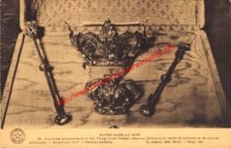 Couronnes Et Sceptre De La Ste Vierge - Notre-Dame-au-Bois Jezus-Eik - Overijse