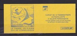 """Carnet N° 3085a-C2 """" Le Timbre Un Plaisir Qui Se Communique  """" - Carnets"""