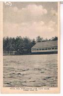 SOCIAL  HALL  OVERLOOKING  LAKE  UNITY HOUSE  FOREST PARK  PA    TBE     US285 - Etats-Unis