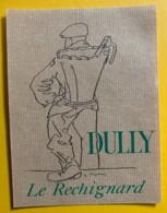 10105 - Dully Le Rechignard  Suisse Illustration Gea Augbourg - Etiquettes