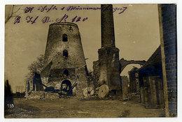 I.WK, Zerstörte Mühle - Guerra 1914-18