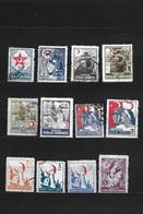 Turquie Lot Bienfaisance Lot 1 O. - 1921-... République