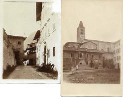 1917 - MORI  Trentino , 2 Stk. Gute Zustand 2 Scan - Trento