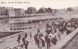 NAMUR - Arrivée Du Bâteau Touriste - Namur