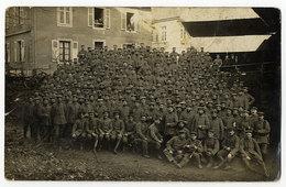I.WK, Soldaten Aus Hirsingen - Guerra 1914-18