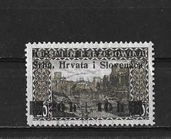 Yougoslavie Yv. 105 O. - Oblitérés