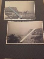 1944 Débarquement Normandie Dday Etretat Pointe Du Hoc Rangers Défenses Barbelés épaves WW2 1939 1945 GI 39 45 2WK - Guerra, Militari