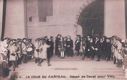 Théatre, Départ De Davel Pour Vidy (4083) - Théâtre