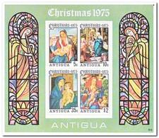 Antigua 1975, Postfris MNH, Christmas - Antigua En Barbuda (1981-...)