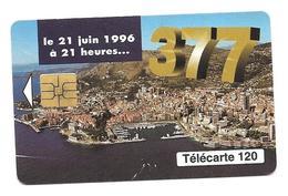 Télécarte Monaco MF42 - Monaco