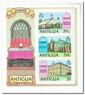 Antigua 1975, Postfris MNH, Churches - Antigua En Barbuda (1981-...)