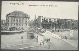 Russie Königsberg Kaliningrad Tampon Militaire Bataillon Régiment 1915 - Russie