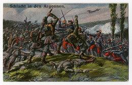 I.WK, Schlacht In Den Argonnen - Oorlog 1914-18
