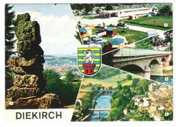 Luxembourg - Diekirch - Camping Platz - Old Views - Diekirch
