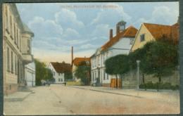 Allemagne Soltau Basse Saxe Poststrasse Rathaus Stempel Bataillon Régiment - Soltau