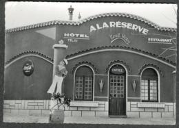 13 - Bouches-du-Rhone - Fos-sur-Mer Restaurant A La Réserve - France