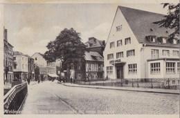 WEIDENAU-SIEG - Untere Friedrichstrasse Mit Neuer Sparkasse - Alemania