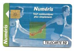 Télécarte Monaco MF14 Numéris - Monaco