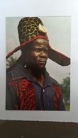 CPA PUBLICITAIRE LABORATOIRES LA BIOMARINE CIRCULEE - CONGO - CHEF INDIGENE - Congo Français - Autres