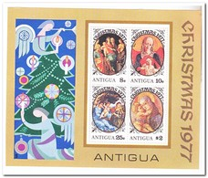 Antigua 1977, Postfris MNH, Christmas - Antigua En Barbuda (1981-...)