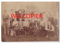 TOP TOP TOP PHOTO +- 1900 HANTES WIHERIES - FONDERIE? ERQUELINNES OU ENVIRONS - Erquelinnes