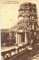 Carte Postale Ancienne De ANGKOR VAT - Cambodge