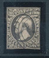 1852 - No Mi 1, Yt 1 - Willian III - 10c - 1852 William III