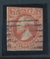 1854 - No Mi 2, Yt 2 - Willian III - 1s - 1852 William III