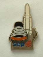 PIN'S SEP - FUSEE - Espace