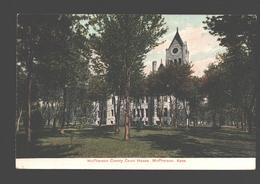 McPherson - McPherson County Court House - Autres