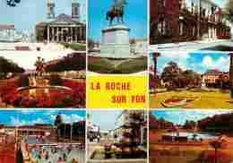 85 - La Roche Sur Yon - Multivues - Voir Scans Recto-Verso - La Roche Sur Yon