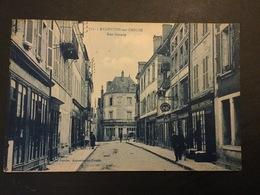 ARGENTON SUR CREUSE - Rue Grande - Frankreich