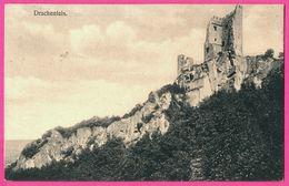 Drachenfels - Falaise - KRB - Drachenfels