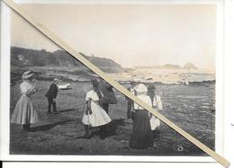Lot 7  Photos - Cancale Scènes Sur Le Port - Format 9 X 12 Cm, Epoque 1900...même Famille - Cancale