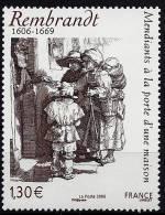 "FR YT 3984 "" Rembrandt, Mendiants "" 2006 Neuf** - Neufs"
