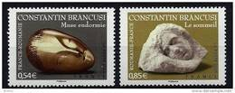 "FR YT 3963 & 3964 "" Emission Commune, Roumanie "" 2006 Neuf** - Neufs"