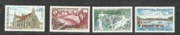 TIMBRES-POSTE FRANCE 1969 - YVERT 1582/1585 - France