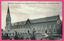 Westmalle - Cisterciënzer Abdij - Abbaye Cistercienne - Vreemdelinhof - Jardin Des étrangers - Animée - Malle