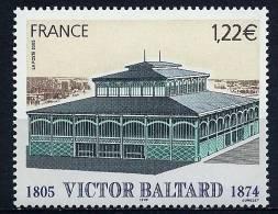 """FR YT 3824 """" Le Pavillon Baltard """" 2005 Neuf** - Ongebruikt"""