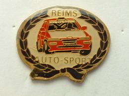 PIN'S REIMS AUTO SPORT - Rallye