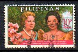 PHILIPPINES. N°625 Oblitéré De 1965. Princesse Béatrix Des Pays-Bas. - Koniklijke Families