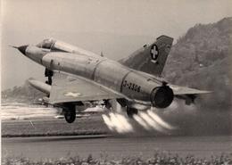 Aviation - Avion Mirage De L'armée Suisse - Aviation