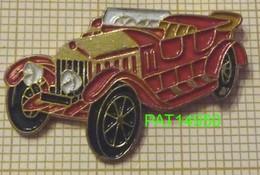VAUXHALL PRINCE HENRY  De 1914 - Opel