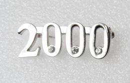 Broche Strass 2000 - Autres