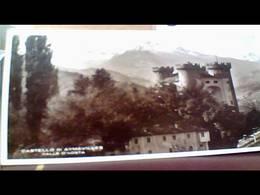 CASTELLO CASTEL AYMAVILLES   VALLE D'AOSTA Negativo Pighetti  ED EFA N1900 HB8583 - Altre Città