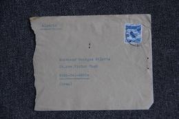 SUISSE - Timbre Seul Sur Lettre, De INGENBOHL ( SCHWYZ) Vers SIDI BEL ABBES ( ALGERIE). - Covers & Documents