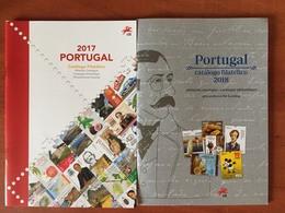 Portugal National Stamp Catalogues 2017-2018 - Briefmarkenkataloge