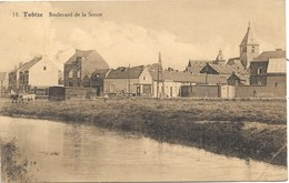 Tubize NA7: Boulevard De La Senne 1938 - Tubize