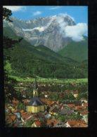 CPM Neuve Allemagne GARMISCH PARTENKIRCHEN Gegen Waxenstein Und Zugspitze - Garmisch-Partenkirchen